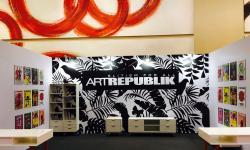 Minimalistic with ART REPUBLIK @ Art Stage Singapore 2017